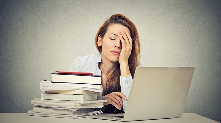疲労の原因