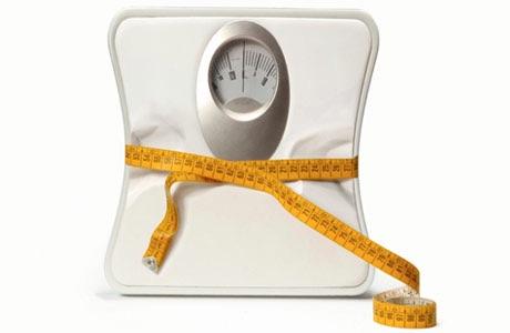 体重は日々変わる