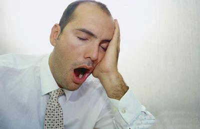 寝不足は健康の敵