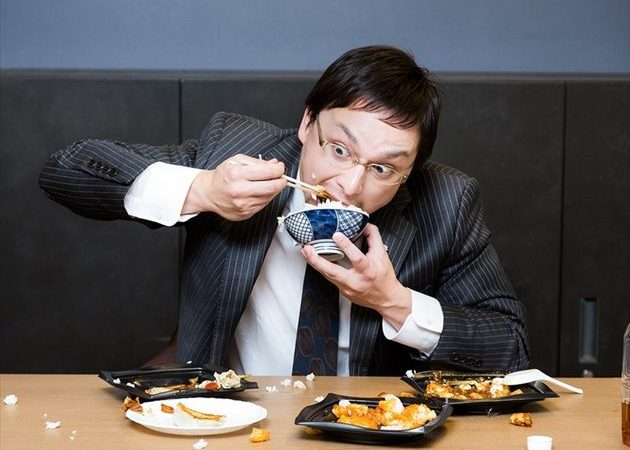 早食いは太る?