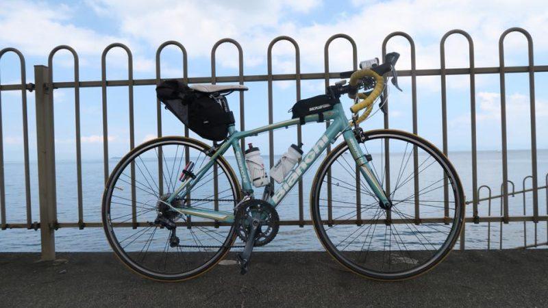 琵琶湖一周200キロサイクリング