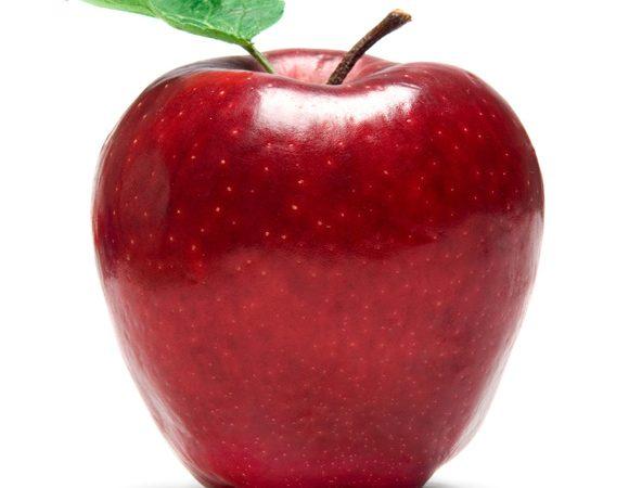 一日一個のりんご