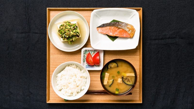栄養素をバランスよく摂るなら一汁◯菜