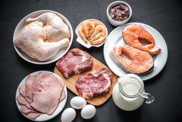 高タンパク質食品